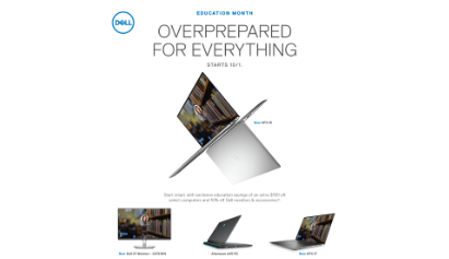 Dell  Education Month