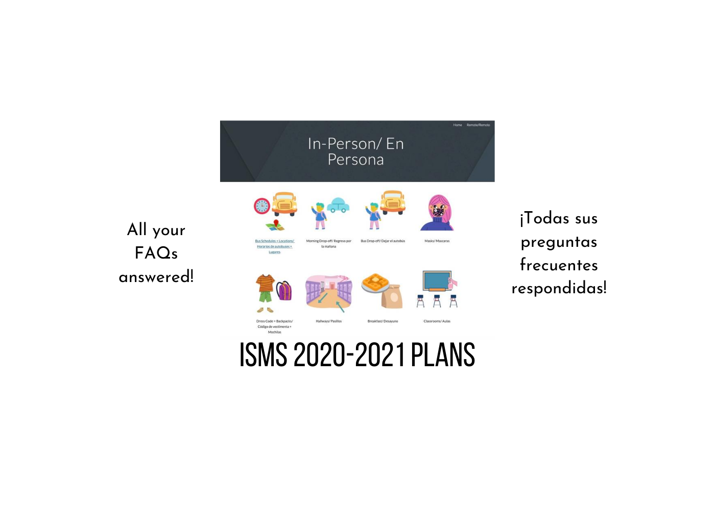 Read the ISMS Plan for 2020-2021