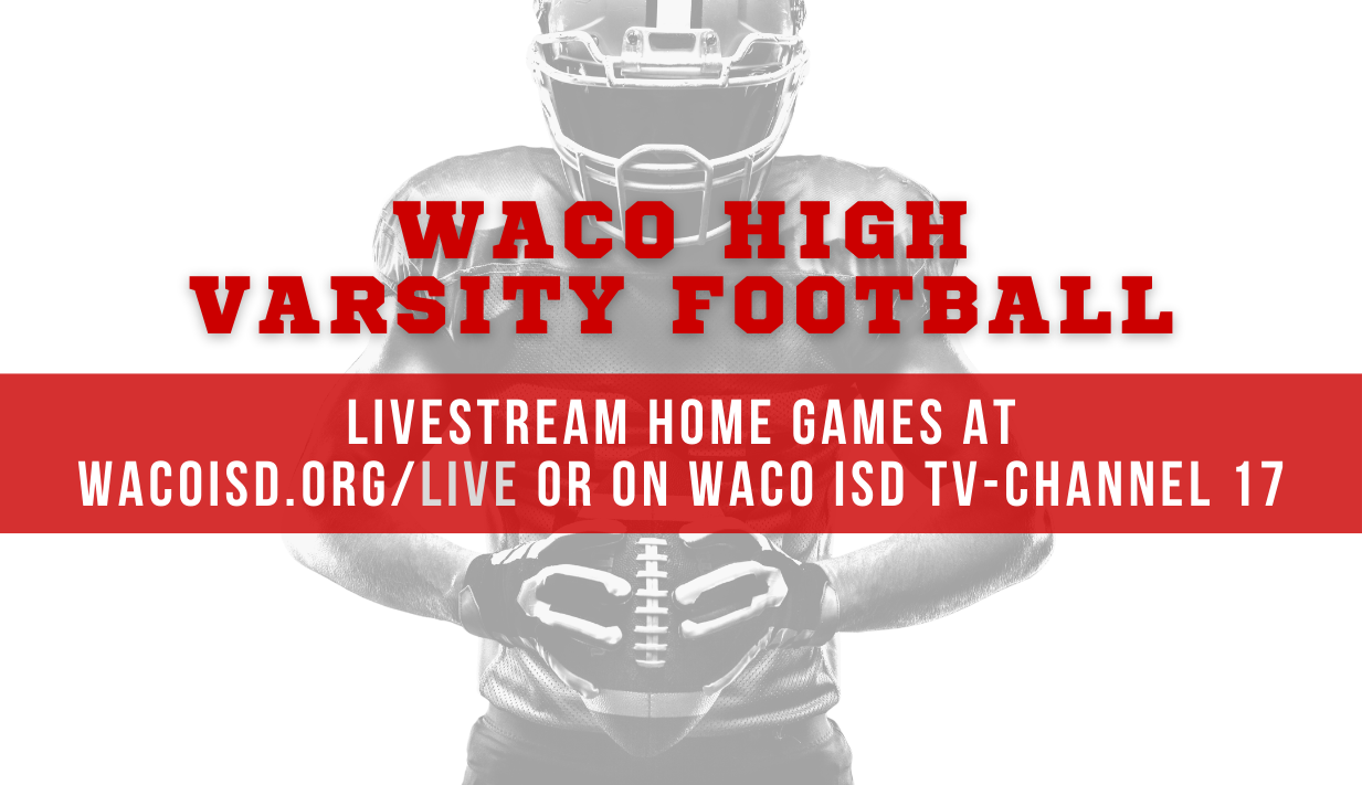 WISD to livestream home varsity football games