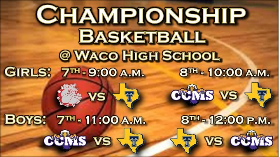Middle School Basketball Championships
